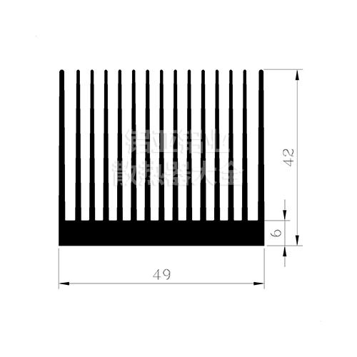 散热器铝材型号